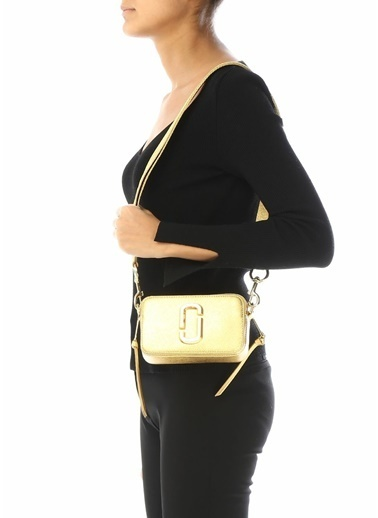 Marc Jacobs Messenger / Askılı Çanta Altın